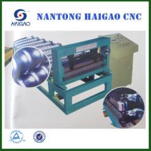 Rouleau d'acier de cnc de couche simple formant la machine / feuilles de toiture zinc
