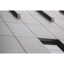 Solid Aluminum Panel for Curtain Wall