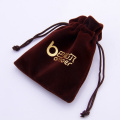 wholesale velvet bag velour jewelry pouch PYT