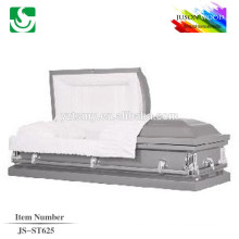 JS-ST625 good quality metal casket factory