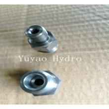 O-Ring-Dichtring-Hydraulikverschraubungen des Direktsteckers
