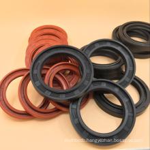 nbr/br/silicon rubber/ fkm rubber TC framework oil seal 170-200-16