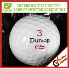 La pelota de golf personalizada más bienvenida 2014