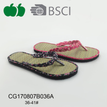 Ladies Summer Hot Sale Ny stil Beach Soft Flip Flop