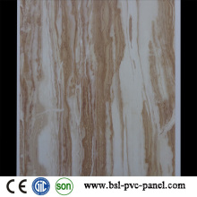 Diseño único Hotstamp 25cm Panel de PVC PVC Techo Argelia Estilo