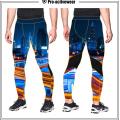 Anti-UV Confortable Gym Sous-vêtements à la mode Collants élastiques