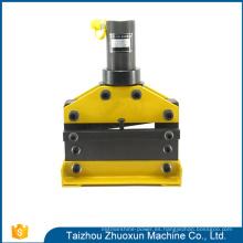 Procesador de barra de cobre amarillo elegante de la cortadora Ztmx-303D de las herramientas hidráulicas de la forma para el tablero de control