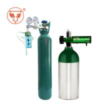 CGA540 CGA870 valve for  oxygen Regulators Oxygen cylinder with high accuracy medical Regulator for sale