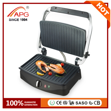 2017 APG 2 Slice Panini Press Contact Chinese BBQ Grill