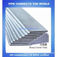 Micro Channel Flat Aluminum Tube