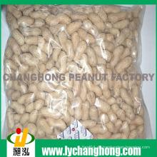 Gebratene Erdnüsse in der Schale aus China