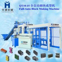 Qt10-15 Fully-Automatic Block Making Machine Line Hollow Block Making Machine