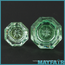 Taiwan Alibaba Royal Fluted Clear Doorknob For Doors