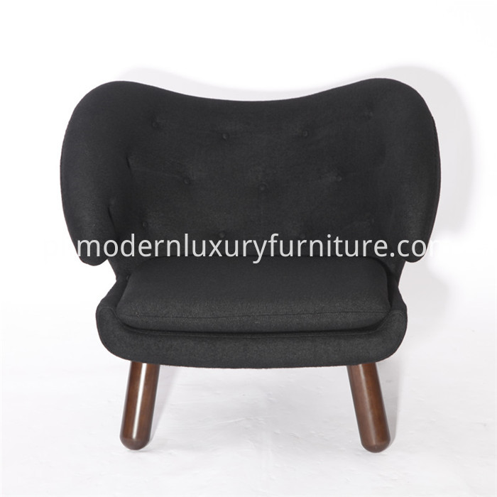 Leather Pelican Chair