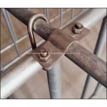 Piezas del equipo del agua del sujetador del acero inoxidable