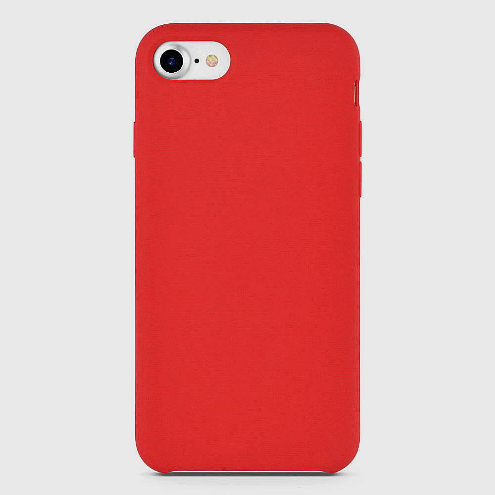 Liquid Silicone Iphone 8 Case