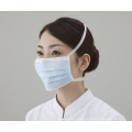 Disposable Nonwoven 3ply Dust Surgical Face Mask with Earloop or Tie-on