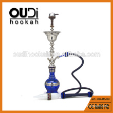 Egypt hot sale custom vase stainless steel hookah stem khalil mamoon
