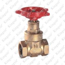 FORGING BRASS GATE VALVE