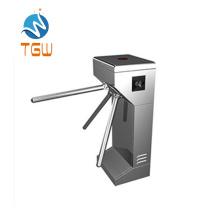 Tripod Turnstile Fingerprint Access Control Door Pedestrian Entrance RFID Card Reader Tripod Turnstile