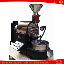 De calidad superior pequeño hogar usado tipo eléctrico tostador de café 1 kg