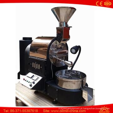 Qualidade Superior Pequena Casa Usado Elétrica Tipo Torrador De Café 1 kg