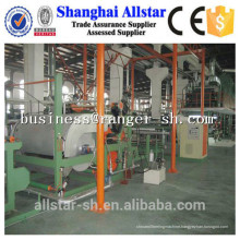embossed steel glazed and corrugated panel roll forming machinery