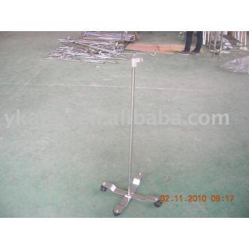 Mobilier d'hôpital / stand IV / équipement médical