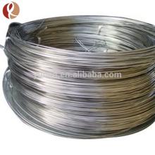 Caractéristiques Elinvar et caractéristiques Invar Fil GUMMETAL beta c titanium fabriqué au Japon