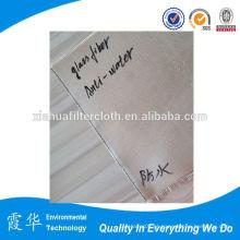 Pano de fibra de vidro revestido de alta temperatura para impermeabilização