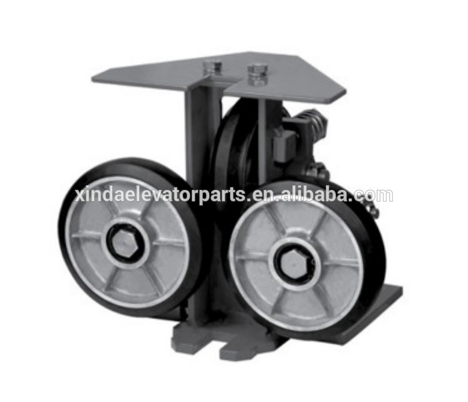 Gdx05 Roller Guide Shoe For Counterweight For High Speed