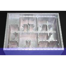 Produto de comunicação de alta frequência de usinagem CNC