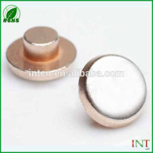 ISO certified factory supplies switch parts agcdo bimetal contact