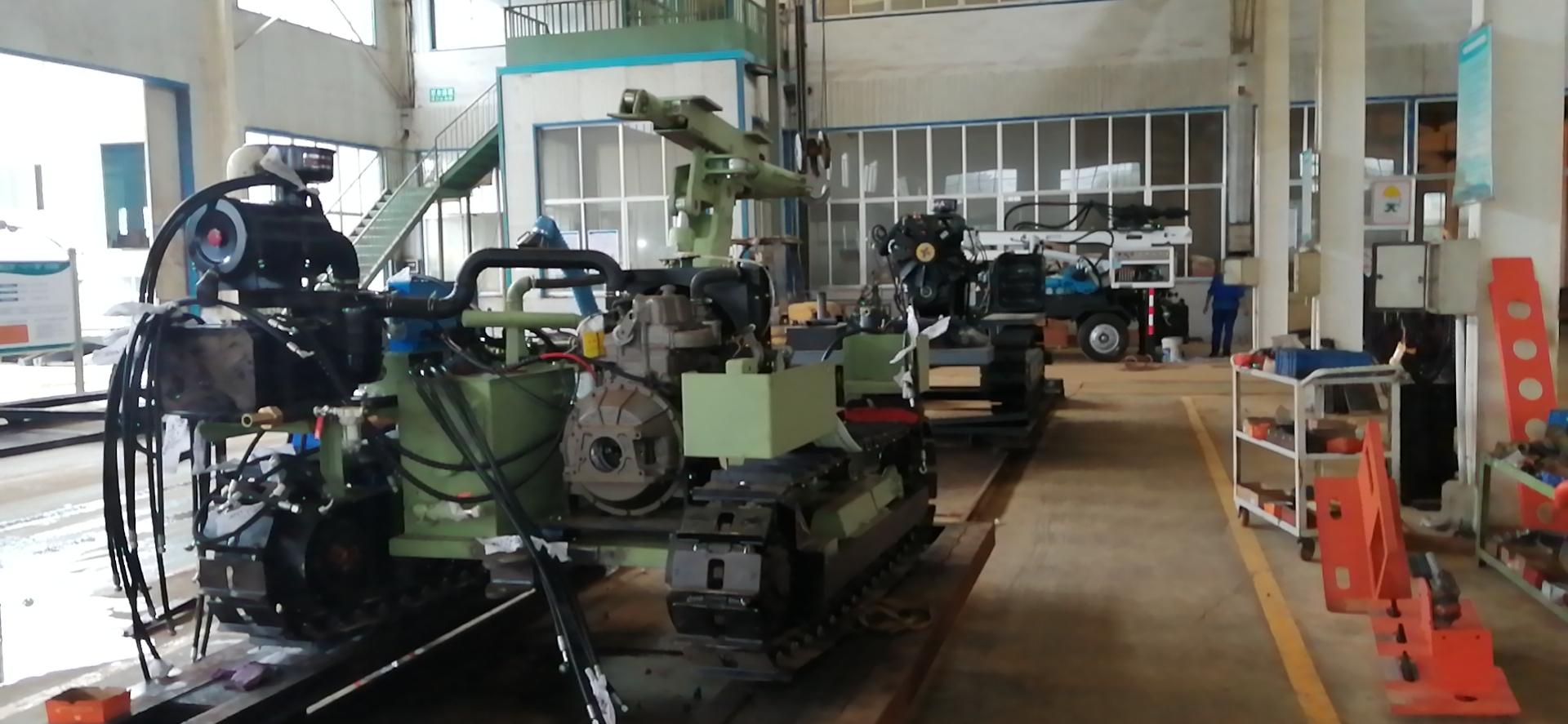 D100YA2-2 rig