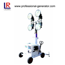 Floodlight Generator Portable Generator Work Light Tower