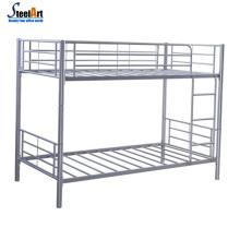 Meubles de lit double superposés en métal
