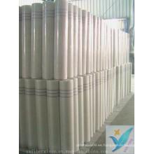 Malla de fibra de vidrio de 5mm * 5mm 150G / M2 para la pared