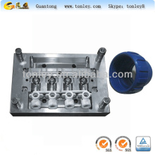 plastic ppr y pipe fitting pvc injection mould