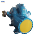 BK08B 6 inch farm agricultural irrigation movable diesel engine water pump for field irrigation
