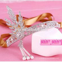 Модные аксессуары для волос принцесса день рождения тиара корона
