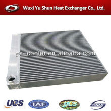 plate and fin aluminum machine air cooler