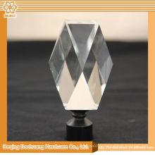 8/10/13/16/19/22/25 / 28mm Crystal Glass Decorative Window Cortina de cristal Finial