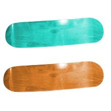 Plateau de planche à roulettes en érable