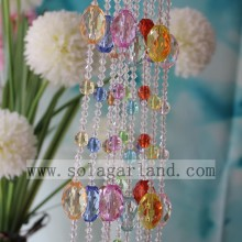 High Quality Beautiful Crystal Bead Window Curtains
