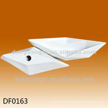 Sostenedores de servilleta de cerámica hechos a mano al por mayor directos de la fábrica