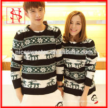 2014 Großhandel Pullover Stoff Pullover für Männer Weihnachten Jumper
