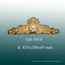 Accessoires classiques en paroi étanche en polyuréthane-Accessoires de plafond