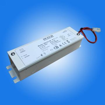 20W constant current IP65 Aluminum triac led driver