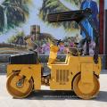 Ride on 3 Ton Tandem Drum Asphalt Roller for Sale (FYL-203H)