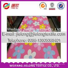 tejido de algodón tejido para sábana en weifang